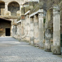 Beeld van Pompeï