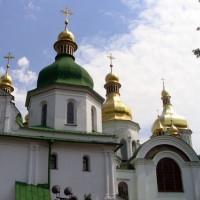 Detail van de Sint-Sofiakathedraal