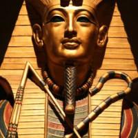 Buste van pharao