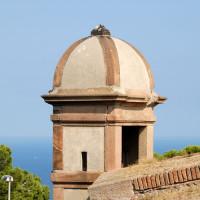 Uitkijktoren van Castell de Montjuïc