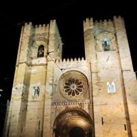 Gevel van de Sé Kathedraal