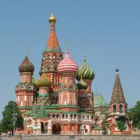 Totaalbeeld van de Basiliuskathedraal