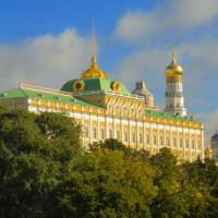 Gebouw in het Kremlin