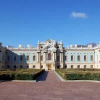 Gevel van het Mariinskypaleis