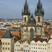 Kerk in Staré Mesto