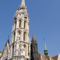 Toren van de Matthiaskerk