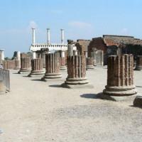 Zuilen van Pompeï