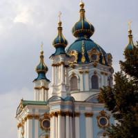 Kerk op de Andreevsky Spusk