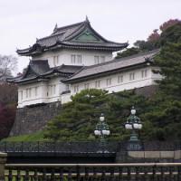 Zicht op het Meiji-heiligdom