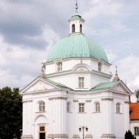 Totaalbeeld van de Sint-Kasimirkerk