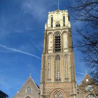 Toren van de Sint Laurens-kerk