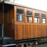 Wagon in Sóller
