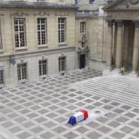 Plein van de Sorbonne