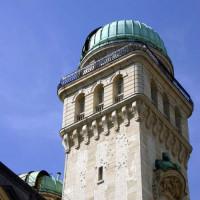 Toren van de Sorbonne