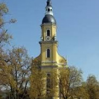 Vooraanzicht Sint Paulinuskerk