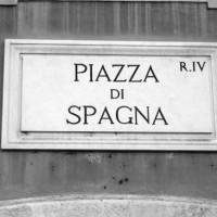 Bordje Piazza di Spagna