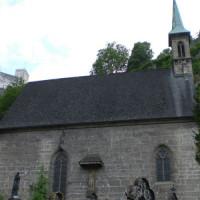 Kerkje in Salzburg