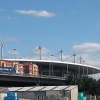Dak van het Stade de France