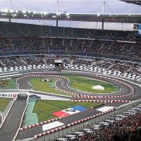 Race of Champions in het Stade de France