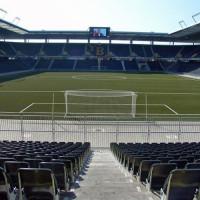 Grasmat van het Stade de Suisse