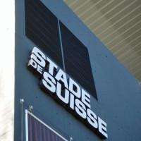 Het Stade de Suisse