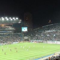 Wedstrijd in het Stade Vélodrome