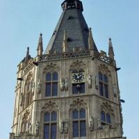 Toren van het Stadhuis van Keulen