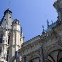 Detail van het Stadhuis van Keulen