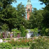 Toren van het Stadhuis van Kopenhagen