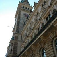 Detail van het Stadhuis