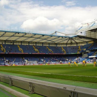Grasmat van Stamford Bridge