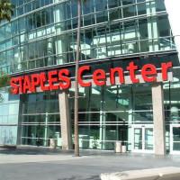 Deuren van Staples Center