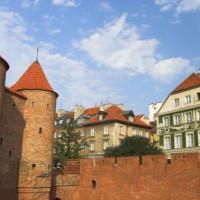 Muren van Stare Miasto