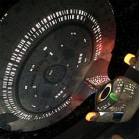 Het schip de Enterprise