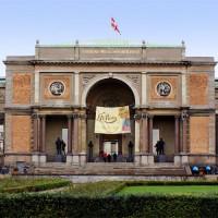 Voorkant van het Statens Museum for Kunst