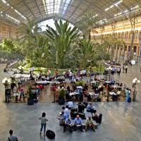 Hal van het Station Atocha