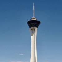 Top van de Stratosphere Tower