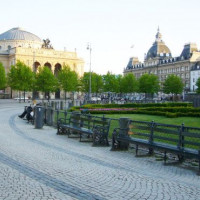 Park van Strøget