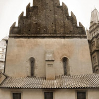 Gevel van de Oud-nieuwsynagoge