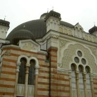 Gevel van de Sofia Synagogue
