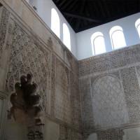 Interieur van de Sinagoga de Cordoba