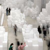Ruimte in het Tate Modern