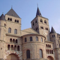 Buitenkant van Trierer dom