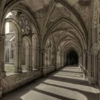 Zuilengang van Trierer Dom