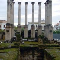 Ruïnes van de Templo Romano