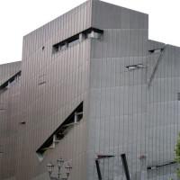 Zicht op het museum voor de geschiedenis van Berlijn