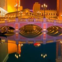 Bruggetjes aan The Venetian