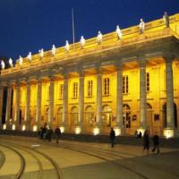 Grand Théâtre bij nacht