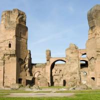 Ruïnes in Rome