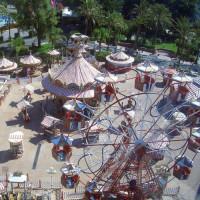 Attracties in Tivoli World